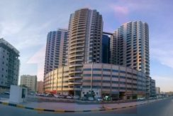 Building overview falcon towers ajman