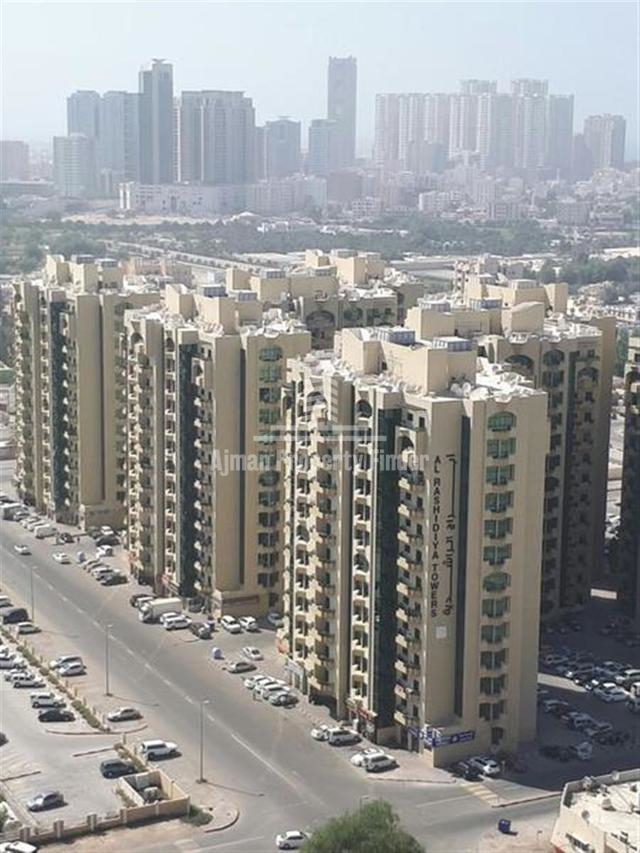 Best Offer to Own 2 Bedroom Flat in Rashidiyah Towers Ajman