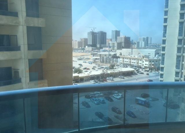 View from Balcony - 2 bhk in Al Khor Towers Ajman