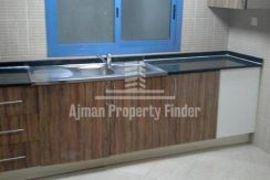 kitchen view 1 bhk in falcon towers ajman