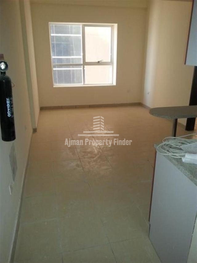 Apartment for Sale in Almond Towers – Garden City Ajman | 1 Bedroom Hall