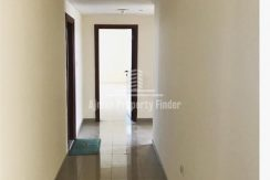 2 BHK flat in Horizon Towers Ajman - view from hall