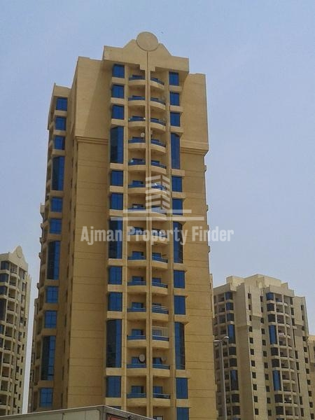Big Size apartment   2 BHK for Rent in Al Khor Towers Ajman