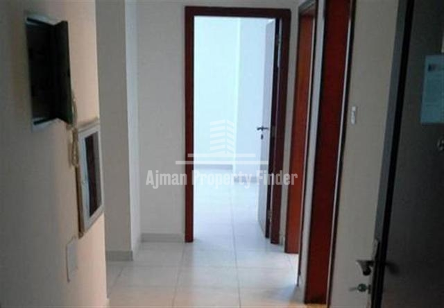 View from Corridor - 2 bhk in falcon towers ajman