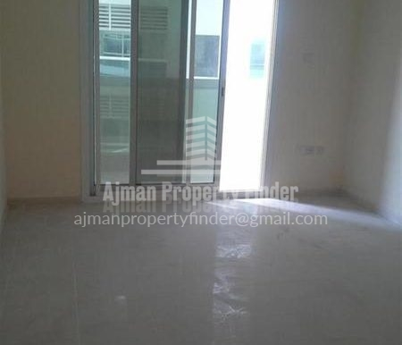 1 BHK flat in Ajman Pearl Towers - View from Hall 2