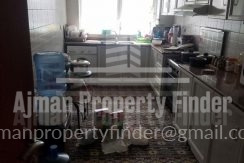3 bhk in Ajman Pearl Towers - Big kitchen View
