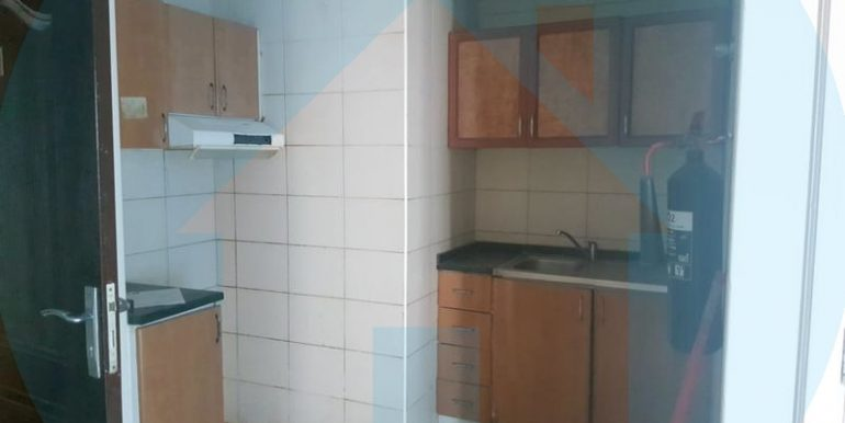 Kitchen view in 1 bhk in AlKhor towers