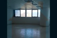 Office building corridor view falcon towers ajman