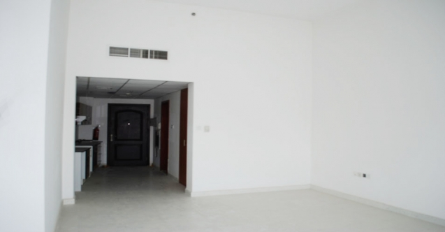 Small Studio Flat for Rent in Falcon Towers – Al Rashidiyah Area – Ajman