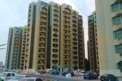 building overview - Rashidiyah towers ajman