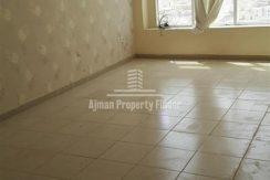 2 bhk flat in Almond towers Garden City ajman - Hall View