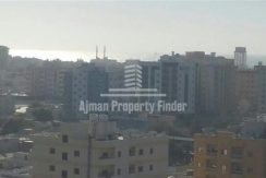 Balcony view - 2 bhk in falcon towers ajman