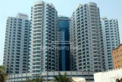Building view falcon towers ajman