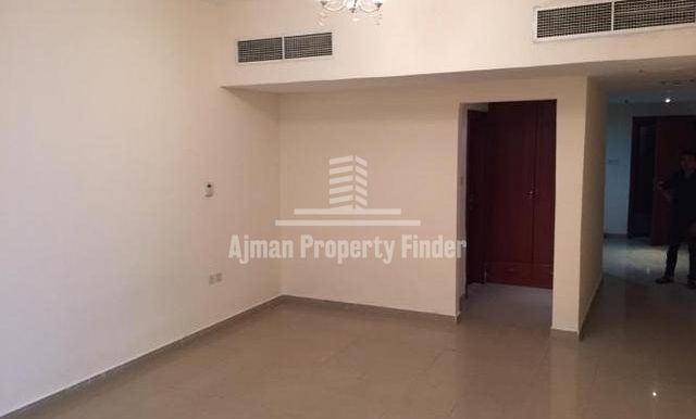 Hall view - Studio in Horizon Towers Ajman