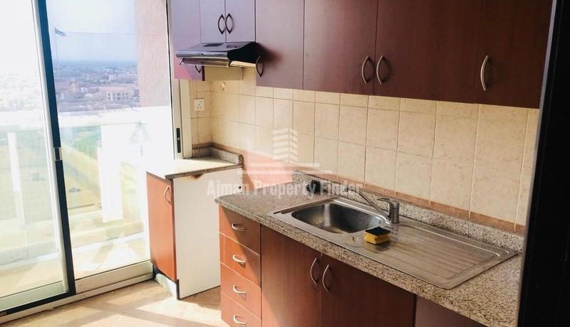 Kitchen View 2 - 2bhk in Mandarin towers