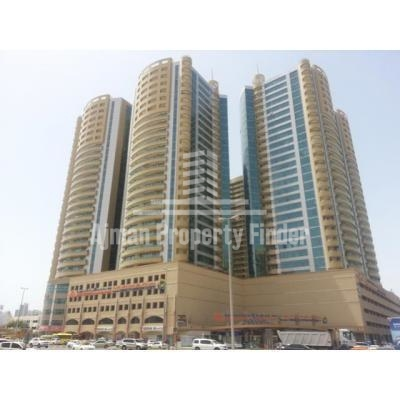 Own a Dream Apartment in UAE | 2 BHK in Freehold Project – Horizon Towers Ajman