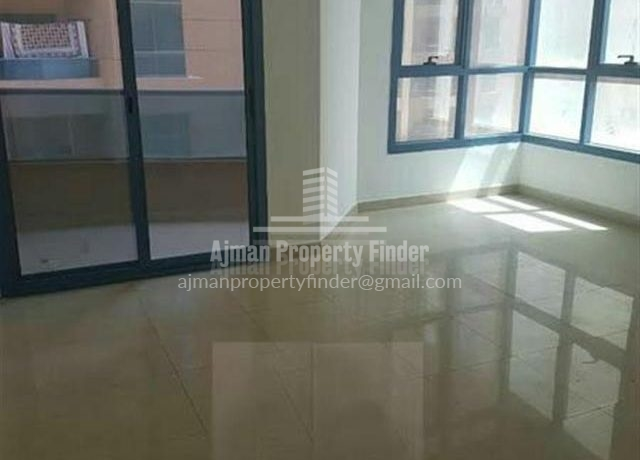 1 bhk Flat in Naumiyah Towers Ajman - Hall view