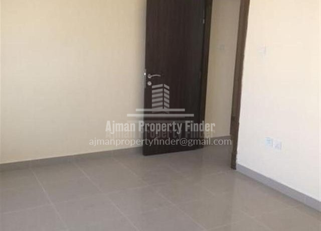 2 BHK flat in Ajman Pearl Towers - room view from inside