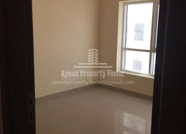 2 BHK flat in Ajman Pearl Towers - room view from ourside