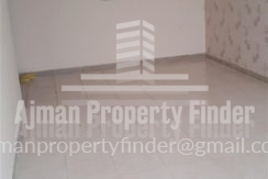 2 bhk flat in Almond towers Garden City ajman - Hall View from end