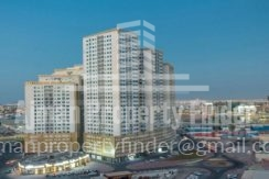 Building view - Ajman Pearl Towers