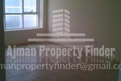 Hall view in 2bhk in jasmine towers garden city ajman