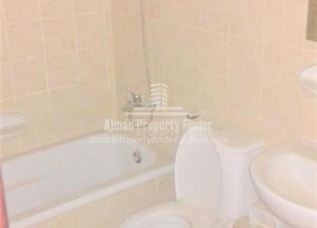 Studio in Mandarin towers Garden City ajman (1)