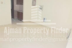 Studio in Mandarin towers Garden City ajman