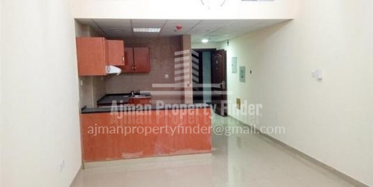 Studio apartment Available for Rent in Nuamiyah Towers – C – Ajman