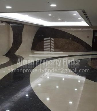 Studio in Nuamiyah Towers - C - Ajman - Lobby view