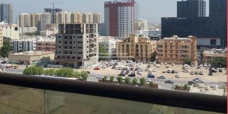 Studio in Nuamiyah Towers - C - Ajman - View from Balcony